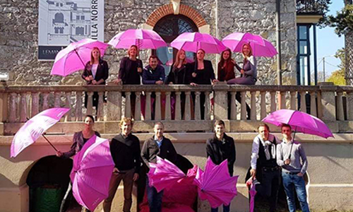 Mobilisation Octobre Rose